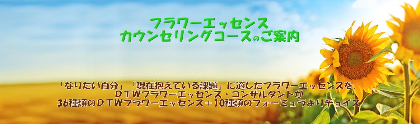 メンタルヘルスケアのフラワーエッセンス東京(池袋)/カウンセリングコース